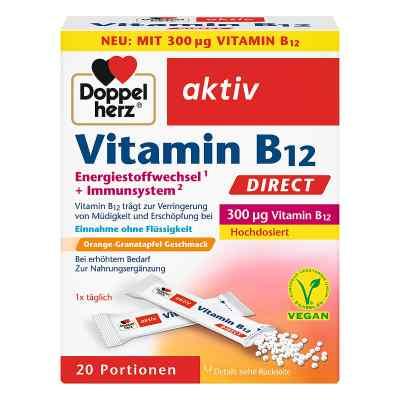 Doppelherz Vitamin B12 Direct Pellets  bei Apotheke.de bestellen