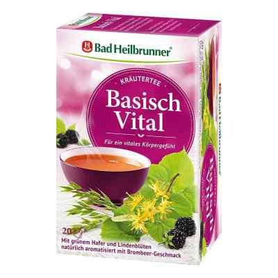 Bad Heilbrunner Kräutertee Basisch Vital  bei Apotheke.de bestellen