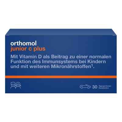 Orthomol Junior C plus Kautablette (n) mandarine/orange  bei Apotheke.de bestellen