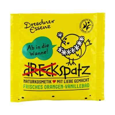 Dresdner Essenz Dreckspatz fr.Orang./Van.-Bad gelb