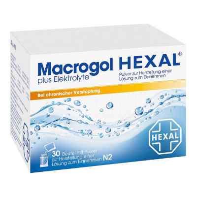 Macrogol HEXAL plus Elektrolyte  bei Apotheke.de bestellen
