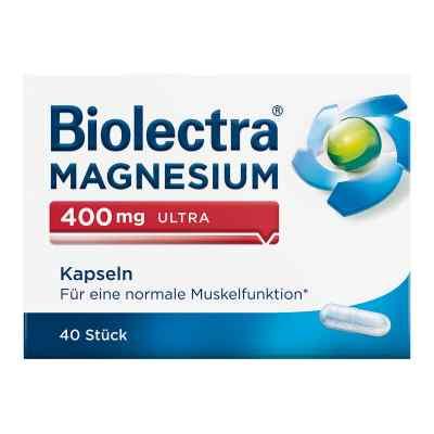 Biolectra Magnesium 400 mg ultra Kapseln  bei Apotheke.de bestellen