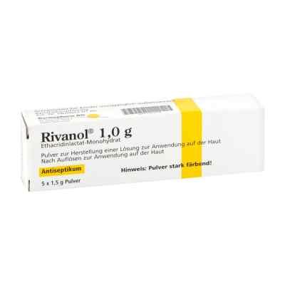 Rivanol 1,0g  bei Apotheke.de bestellen