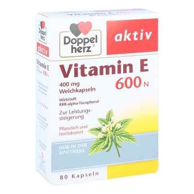 Doppelherz Vitamin E 600 N Weichkapseln  bei Apotheke.de bestellen