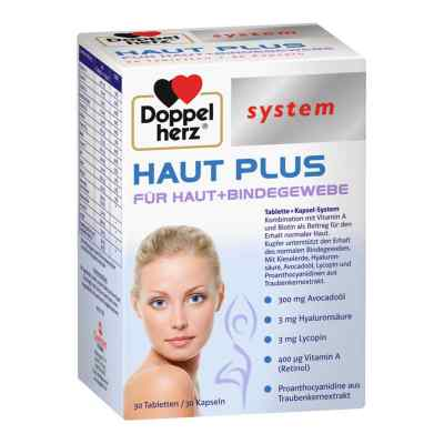 Doppelherz Haut Plus system Tabletten+kapseln  bei Apotheke.de bestellen