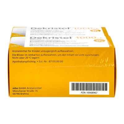 Dekristol 1.000 I.e. Tabletten  bei Apotheke.de bestellen