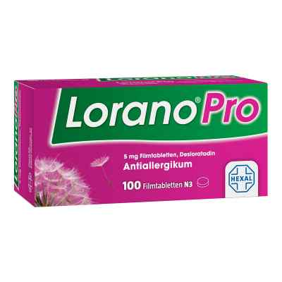 Loranopro 5 mg Filmtabletten  bei Apotheke.de bestellen