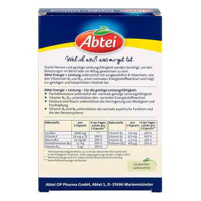 Abtei Lecithin 2000 Plus B-vitamine Kapseln  bei Apotheke.de bestellen