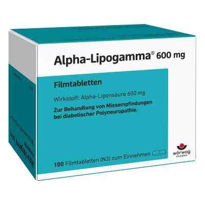 Alpha-Lipogamma 600mg  bei Apotheke.de bestellen