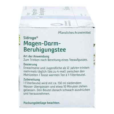 Sidroga Magen-darm-beruhigungstee Filterbeutel  bei Apotheke.de bestellen