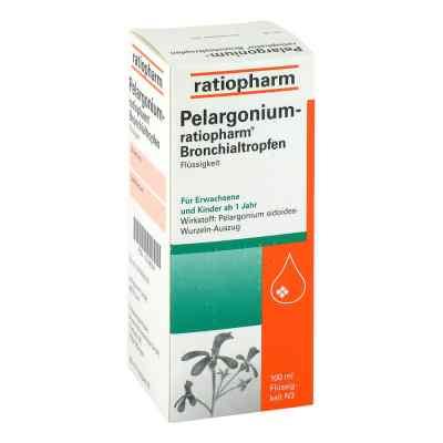 Pelargonium-ratiopharm Bronchialtropfen  bei Apotheke.de bestellen