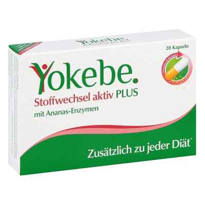 Yokebe Plus Stoffwechsel aktiv Kapseln  bei Apotheke.de bestellen
