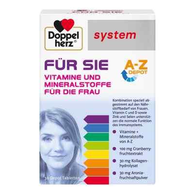 Doppelherz Für Sie system Tabletten  bei Apotheke.de bestellen