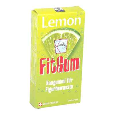 Lemon Fitgum L-carnitin Kaugummi  bei Apotheke.de bestellen