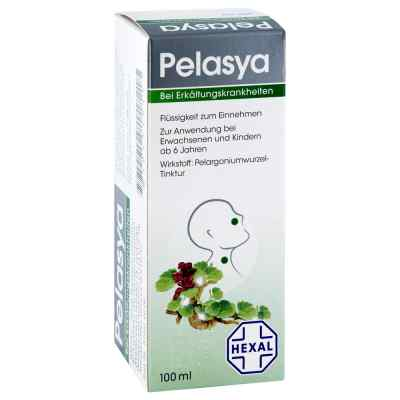 Pelasya bei Erkältungskrankeiten Lösung zur, zum einnehmen bei Apotheke.de bestellen