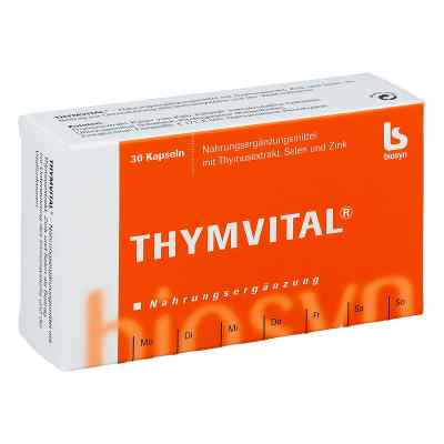 Thymvital Kapseln  bei Apotheke.de bestellen