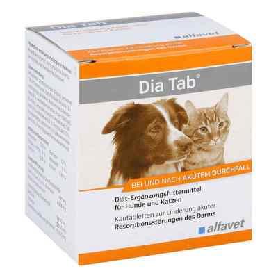 Dia Tab Kautabletten für Hunde und Katzen  bei Apotheke.de bestellen