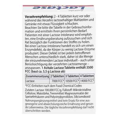 Lactase 3500 Fcc Tabletten im Klickspender  bei Apotheke.de bestellen