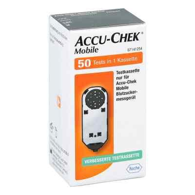 Accu Chek Mobile Testkassette  bei Apotheke.de bestellen