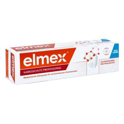 Elmex Kariesschutz Professional Zahnpasta  bei Apotheke.de bestellen