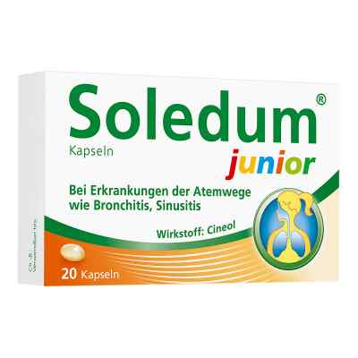 Soledum Kapseln junior 100mg  bei Apotheke.de bestellen
