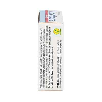 Lactase 14000 Fcc Tabletten im Spender  bei Apotheke.de bestellen