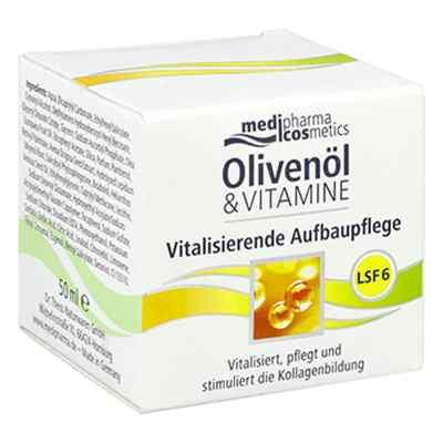Olivenöl & Vitamine vitalisierende Aufbaupfl.m.lsf  bei Apotheke.de bestellen
