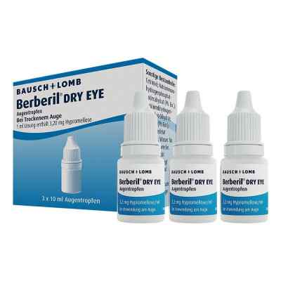 Berberil Dry Eye Augentropfen  bei Apotheke.de bestellen