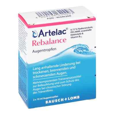 Artelac Rebalance Augentropfen  bei Apotheke.de bestellen