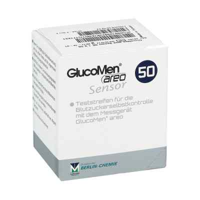 Glucomen areo Sensor Teststreifen  bei Apotheke.de bestellen