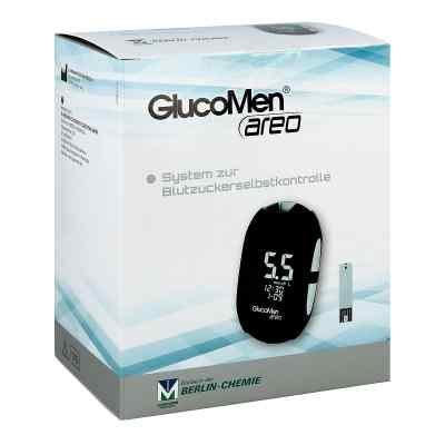 Glucomen areo Blutzuckermessgerät Set mmol/l  bei Apotheke.de bestellen