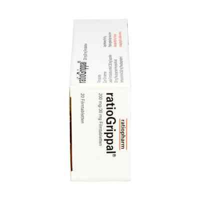 Ratiogrippal 200 mg/30 mg Filmtabletten  bei Apotheke.de bestellen
