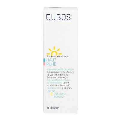 Eubos Kinder Haut Ruhe Sonnensch.cr.gel Lsf 30+uva  bei Apotheke.de bestellen