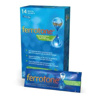 Ferrotone Eisen mit Apfelkonzentrat und Vitamin C  bei Apotheke.de bestellen