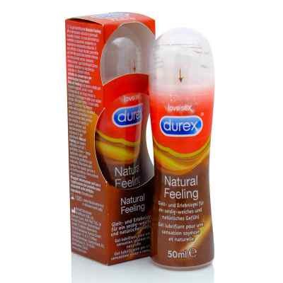 Durex Natural Feeling Gleit- und Erlebnisgel  bei Apotheke.de bestellen