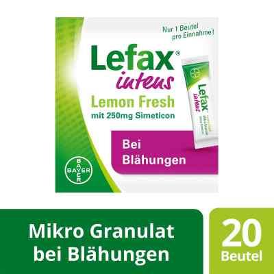 Lefax intens Lemon Fresh Mikro Granulat 250 mg Sim.  bei Apotheke.de bestellen