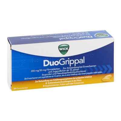 Wick Duogrippal 200 mg/30 mg Filmtabletten  bei Apotheke.de bestellen