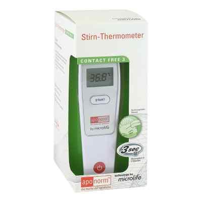 Aponorm Fieberthermometer Stirn Contact-free 3  bei Apotheke.de bestellen