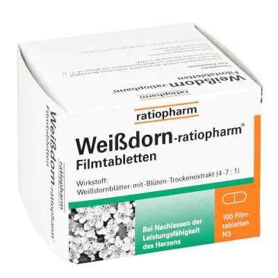 Weißdorn-ratiopharm  bei Apotheke.de bestellen