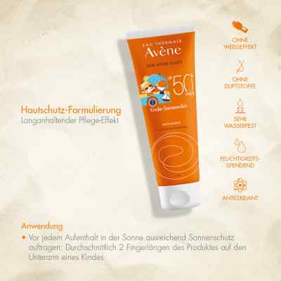 Avene Sunsitive Kinder Sonnenmilch Spf 50+  bei Apotheke.de bestellen