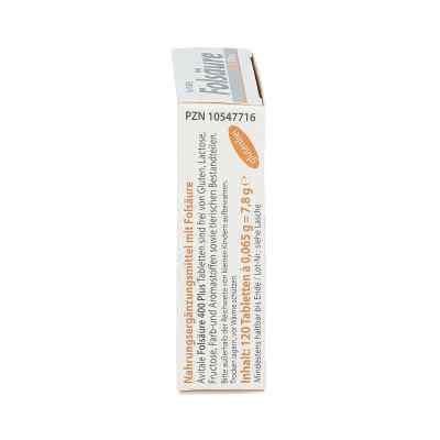Folsäure 400 Plus B12+jod Tabletten  bei Apotheke.de bestellen