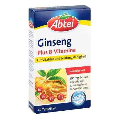Abtei Ginseng Plus B-vitamine Tabletten  bei Apotheke.de bestellen