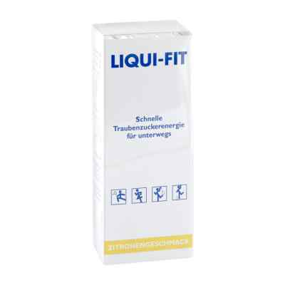 Liqui Fit Lemon flüssige Zuckerlösung Beutel  bei Apotheke.de bestellen