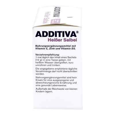 Additiva Heisser Salbei Pulver  bei Apotheke.de bestellen
