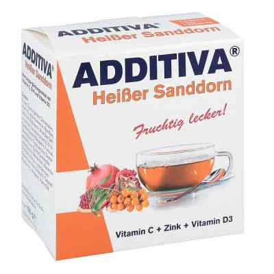 Additiva Heisser Sanddorn Pulver  bei Apotheke.de bestellen