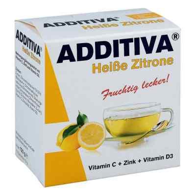 Additiva Heisse Zitrone Pulver  bei Apotheke.de bestellen