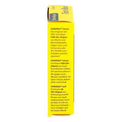 Ohropax Test-box 3 Sorten Ohrstöpsel  bei Apotheke.de bestellen