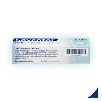 Soventol Hydrocortisonacetat 0,25%  bei Apotheke.de bestellen