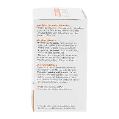 Evavita activeburner Tabletten  bei Apotheke.de bestellen