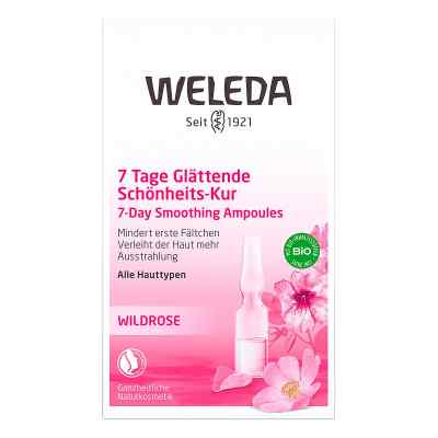 Weleda Wildrose 7 Tage Glättende Schönheits-kur  bei Apotheke.de bestellen